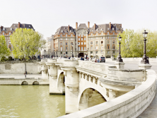 Pont-Neuf, Paris, France, 2011