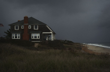 House on the beach, Mecox Bay, Etats-Unis, 2011