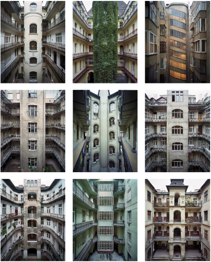 Typology #7, Budapest, 2014-2016 © Yves Marchand & Romain Meffre