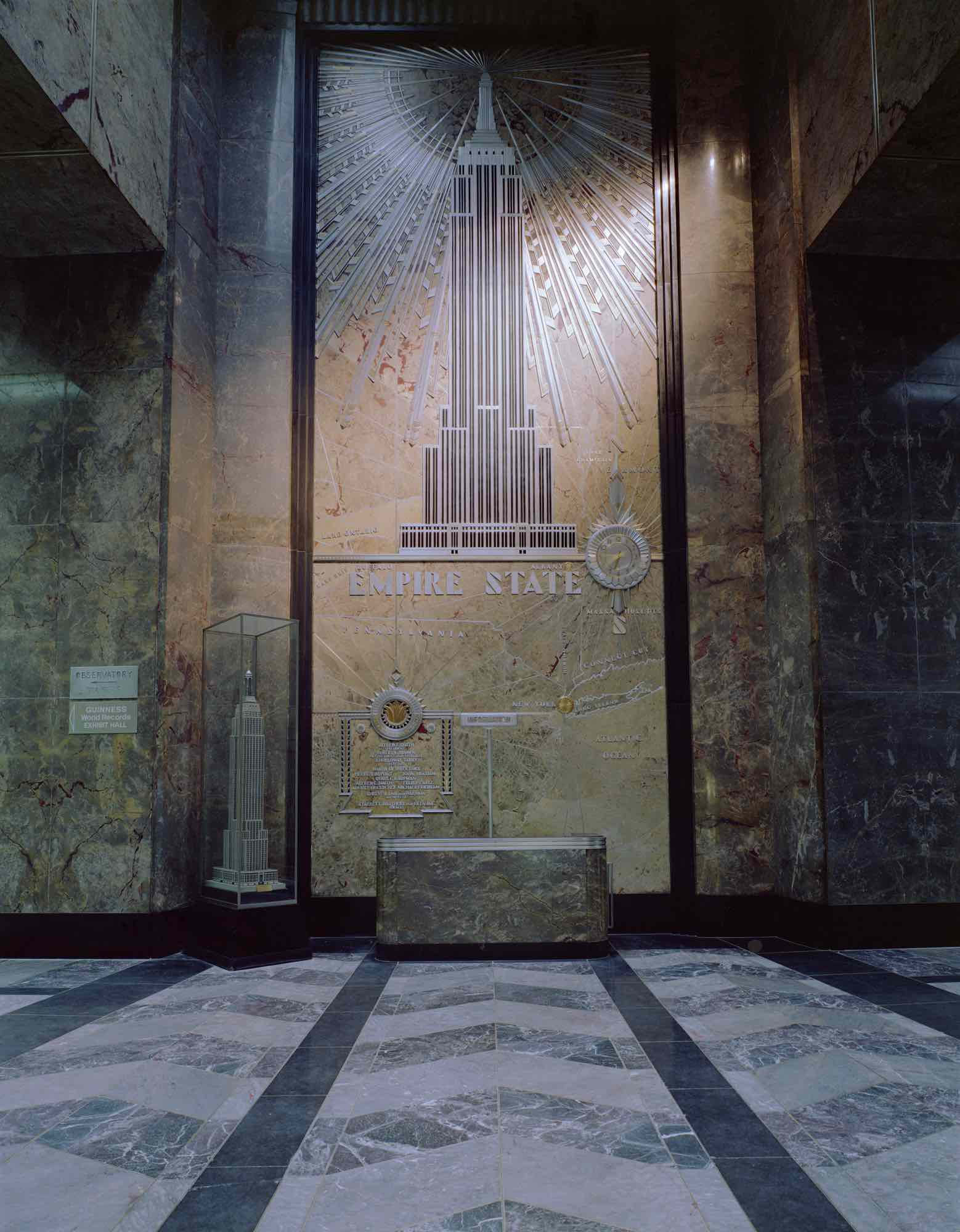 Empire State Building, New York City, 1978