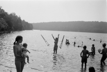 Anawanda Lake, New York, 1970