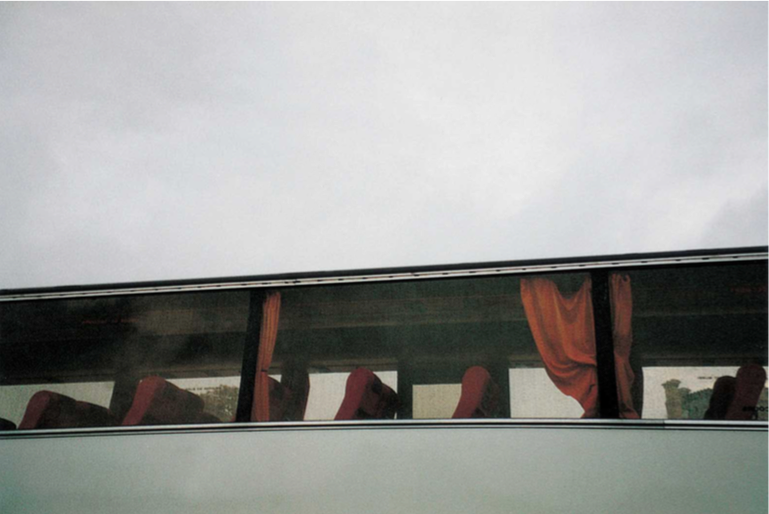 Bus, Paris, 2003