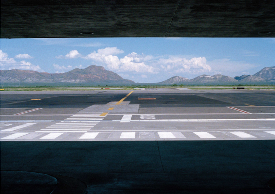 Aéroport International General Roberto Fierro Villalobos, Chihuahua, 2010