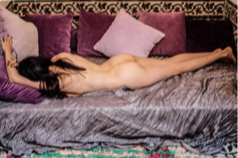 Odalisque, Marrakech, 2014