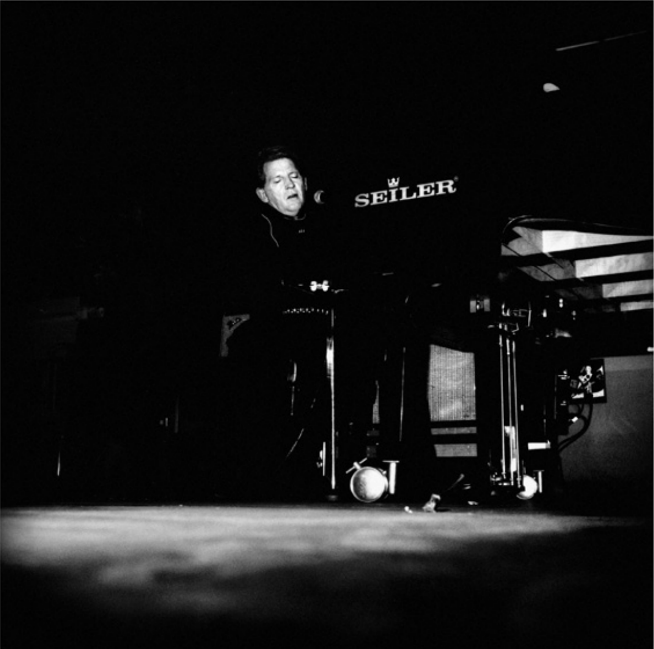 Jerry Lee Lewis, 1992