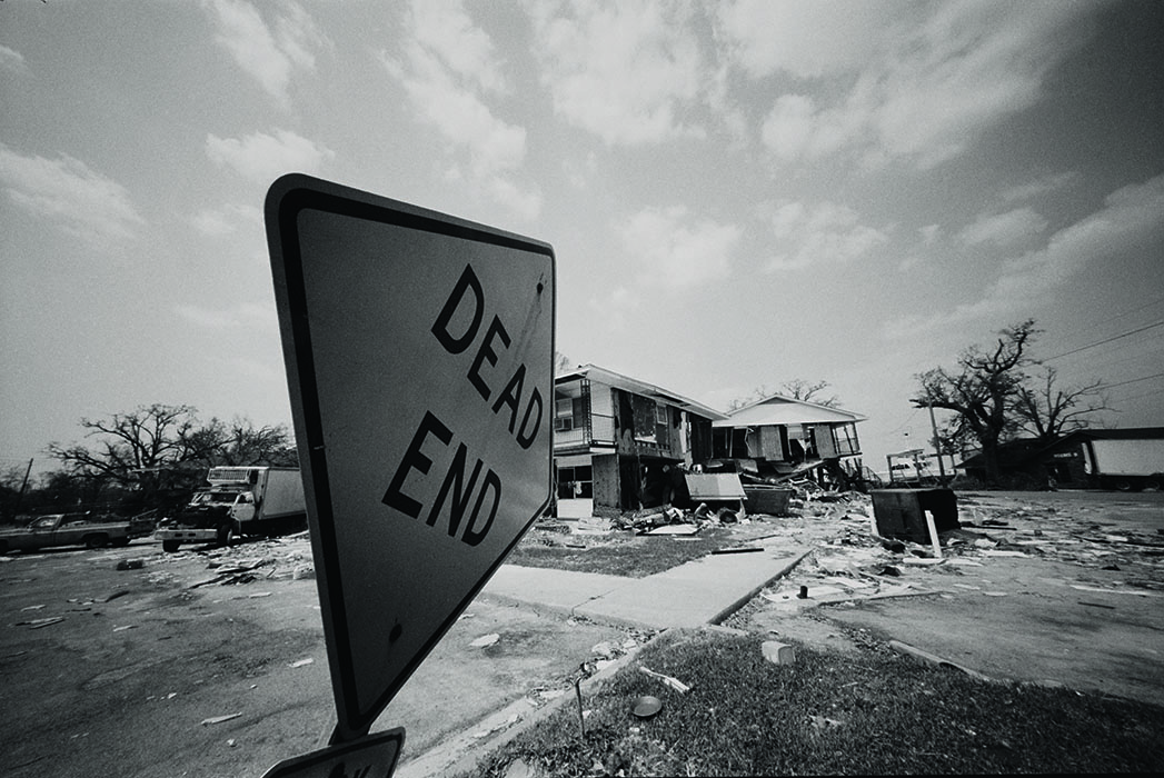 Dead end, Louisiane, Etats-Unis, 2007