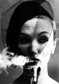 Smoke + Veil, Paris, France, 1958