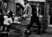 Moves + Pepsi, Harlem, New York, Etats-Unis, 1955