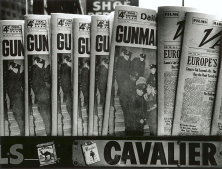 Gun, Gun, Gun, New York, Etats-Unis, 1955