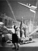 Fête du nouvel an, Palace of Confederation of the Unions, Moscou, 1959.