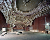 Michigan Theater, Detroit, Etats-Unis,  2007