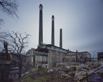 Power Plant, Muldenstein, Germany, 2007