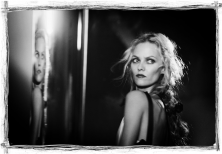 Emanuele Scorcelletti Vanessa Paradis, séance photo pour Chanel Paris, 2004